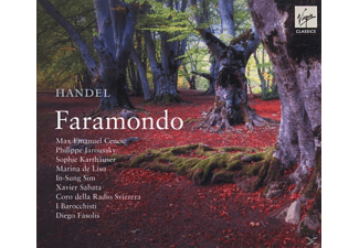 Cencic - Faramondo [CD]