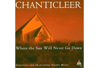 Chanticleer - American Folksongs - (CD)