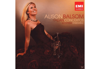 Alison & Scottish Ensembl Balsom, Alison/scottish Ensemble Balsom - Italian Concertos [CD]