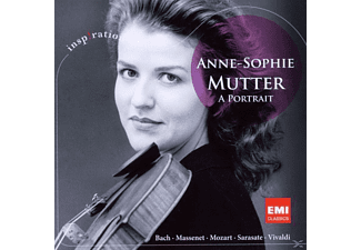 MUTTER,ANNE-SOPHIE & OISTRACH,DAVID, A.-S./VARIOUS Mutter - ANNE-SOPHIE MUTTER-PORTRAIT - (CD)