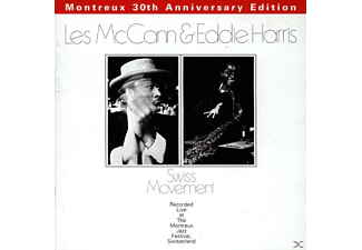 Eddie Harris - Swiss Movement-Montreux 30th Anniversary Edition - (CD)
