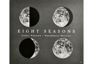 Gidon Kremer, Gidon&kremerata Baltica Kremer - Eight Seasons - (CD)