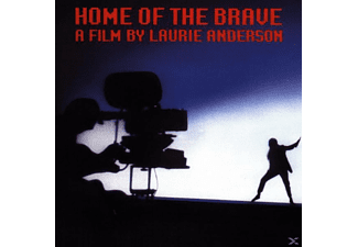 Laurie Anderson - Home Of The Brave (CD)