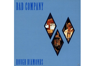 Bad Company - Rough Diamonds - (CD)