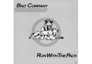 Bad Company - Run With The Pack - Remastered (CD)