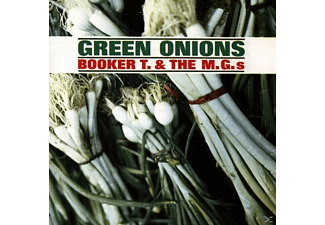 Booker T. & The M.G.'s - Green Onions - (CD)