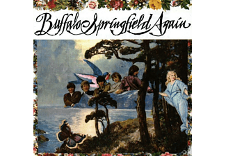 Buffalo Springfield - Again - (CD)