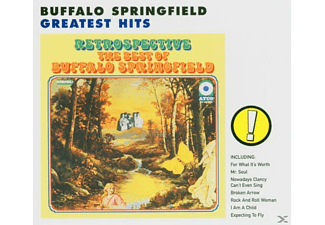 Buffalo Springfield - The Best Of Buffalo Springfield - Retrospective (CD)