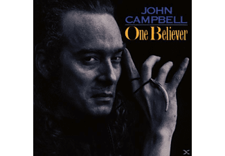 John Campbell - One Believer - (CD)