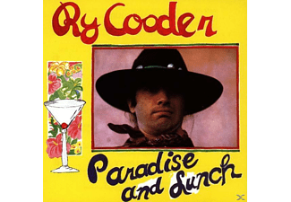 Ry Cooder - Paradise And Lunch [CD]