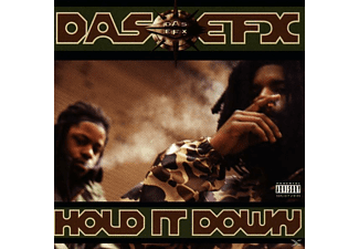 Das Efx - Hold It Down - (CD)