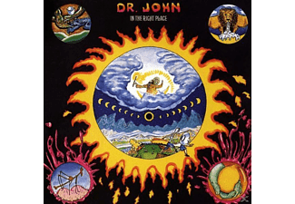 Dr. John - In The Right Place - (CD)
