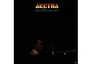 Aretha Franklin - Live At Fillmore West (CD)