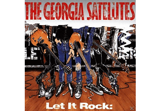 Georgia Satellites - Let It Rock [CD]