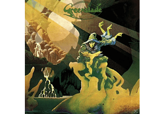 Greenslade - Greenslade [CD]