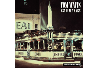 Tom Waits - The Asylum Years - (CD)