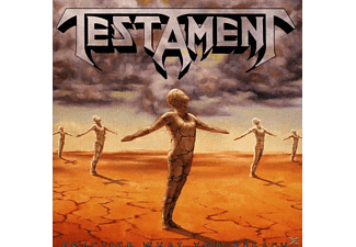 Testament - Practice What You Preach [CD]