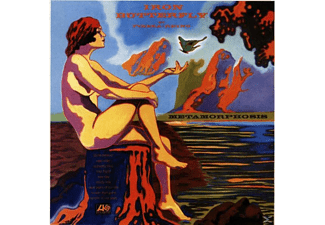 Iron Butterfly - Metamorphosis - (CD)