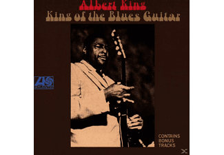Albert King - King Of The Blues Guitar [CD]