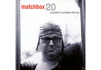 Matchbox Twenty - Yourself Or Someone Like You - (CD)