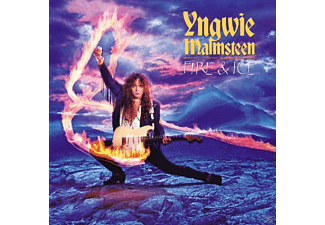 Yngwie Malmsteen - Fire And Ice - (CD)
