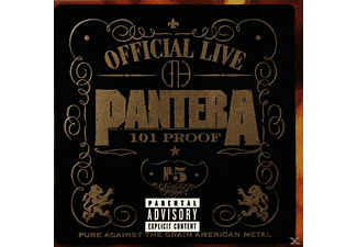Pantera - Official Live - (CD)