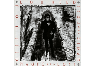 Lou Reed - Magic+Loss [CD]