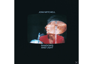 Joni Mitchell - Shadows And Light [CD]