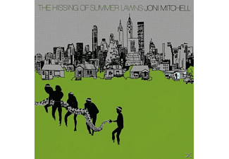 Joni Mitchell - The Hissing Of Summer Lawns - (CD)