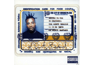 Ol' Dirty Bastard - Return To The 36 Chambers (CD)