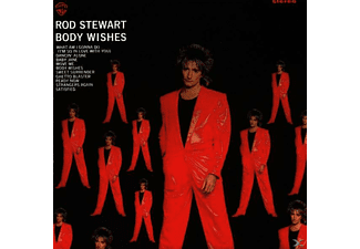 Rod Stewart - BODY WISHES [CD]