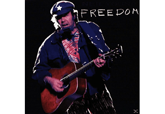Neil Young & The Restless - Freedom - (CD)