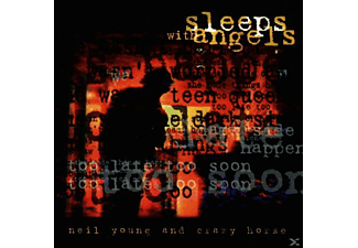 Neil Young, Neil & Crazy Horse Young - Sleeps With Angels - (CD)