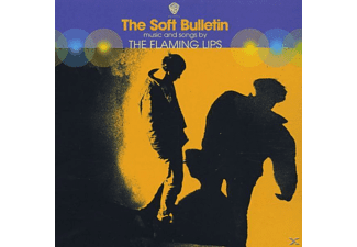 The Flaming Lips - The Soft Bulletin (CD)