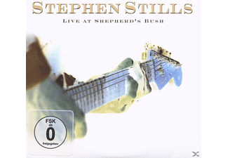 Stephen Stills - Live At Sheperd's Bush (CD + DVD)