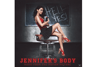 VARIOUS - Jennifer's Body [CD]