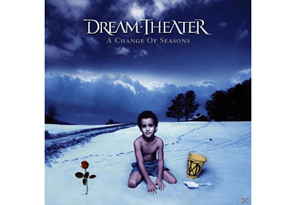 Dream Theater - A Change Of Seasons - (CD)