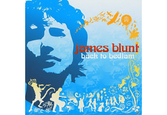 James Blunt BACK TO BEDLAM Pop CD
