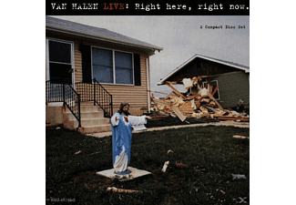 Van Halen - Live-Right Here, Right Now - (CD)