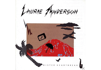 Laurie Anderson - Mister Heartbreak [CD]