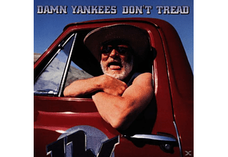 Damn Yankees - Don't Tread - (CD)