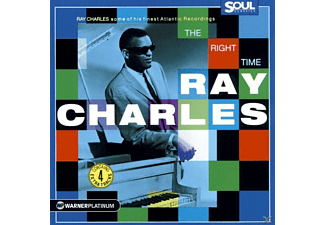 Ray Charles - Right Time, The/Platinum Collection - (CD)