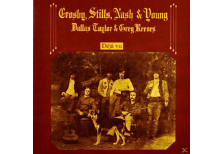 Crosby, Stills, Nash & Young - Déjá Vu (CD)