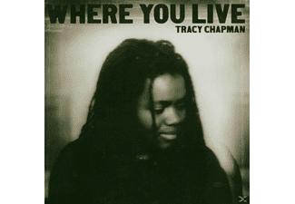 Tracy Chapman - Where You Live - (CD)
