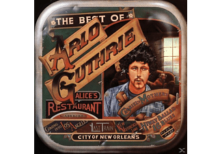 Arlo Guthrie - Best Of - (CD)