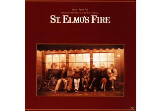 VARIOUS - St. Elmo's Fire - (CD)