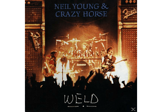 Neil Young - Weld [CD]
