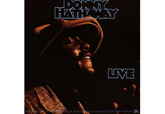 Donny Hathaway - Live - (CD)