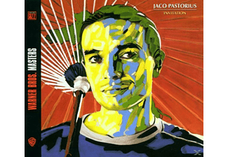 Jaco Pastorius - Invitation - (CD)