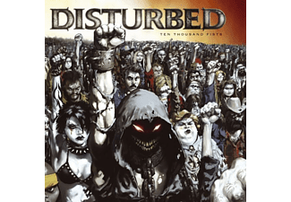 Disturbed - Disturbed - Ten Thousand Fists [CD]